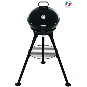 BARBECUE DE TABLE TEFAL YY2944FB Barbecue Aromati'Q pieds + grille f