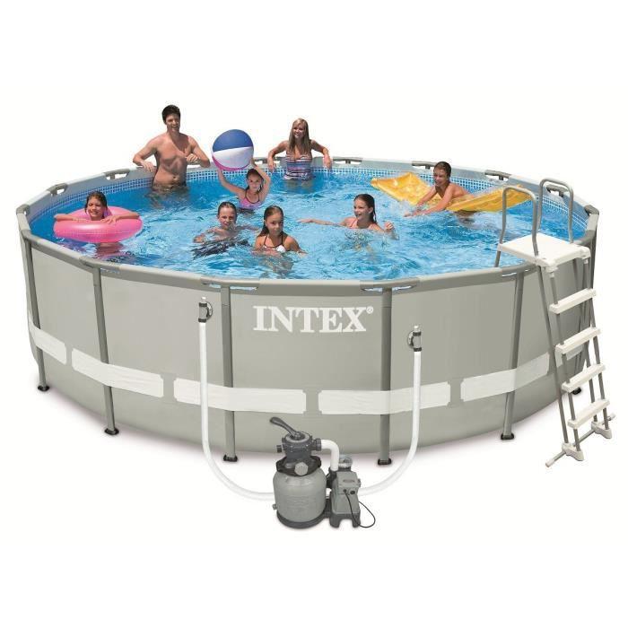 Piscine intex pas cher for Kit piscine intex