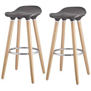 tabouret de bar achat vente tabouret haut pas cher soldes d s le 27 juin cdiscount. Black Bedroom Furniture Sets. Home Design Ideas
