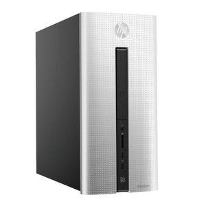 UNITÉ CENTRALE  HP Pavilion Desktop 560-p004nf - 8Go de RAM - Wind