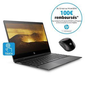 ORDINATEUR PORTABLE HP PC Portable Envy x360 13-ag0004nf - 13,3
