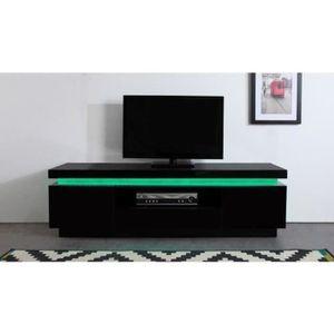 Meuble tv bas achat vente meuble tv bas pas cher for Meuble bas pour tv