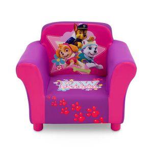 pat patrouille stella fauteuil chesterfield enfa - Fauteuil Mickey