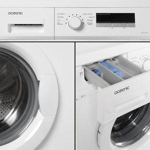 lave linge frontal blanc 8kg 1400 tours essorage classe a achat
