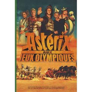 Livre 9 -12 ANS Astérix aux Jeux Olympiques