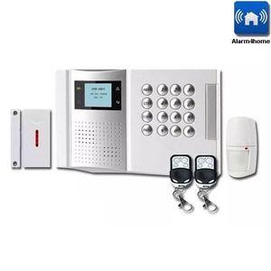 CAMÉRA IP Alarme sans fil GSM