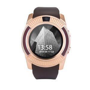 MONTRE BT3.0 Smart Wrist Watch GSM 2G SIM téléphone Mate