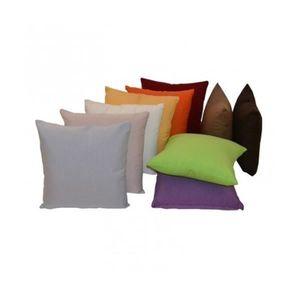 taie de coussin 60x60 achat vente taie de coussin 60x60 pas cher cdiscount. Black Bedroom Furniture Sets. Home Design Ideas