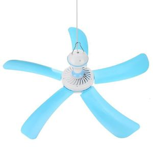 VENTILATEUR DE PLAFOND 71 CM Ventilateur de Plafond Anti-moustique - 5 Pa
