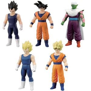 FIGURINE - PERSONNAGE DRAGON BALL Pack 5 Figurines Dragon Ball Z 10 cms