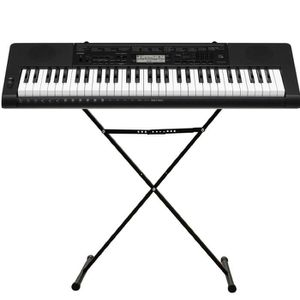 CLAVIER MUSICAL Clavier CASIO CTK3500 61 touches + support en croi