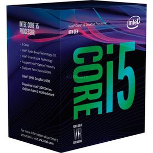 PROCESSEUR INTEL Processeur Core i5 8500 3,00 GHz Socket 1151