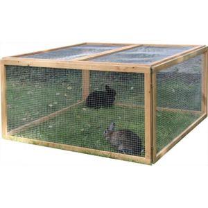 CLAPIER Cage extérieure pour lapins Vario • Clapier • Bass