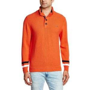 PULL Wrangler Pull en coton pour hommes Y9CT9 Taille-XL