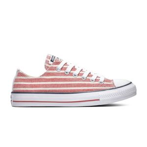 BASKET CONVERSE, Chuck taylor all star ox, Gym red/egret/