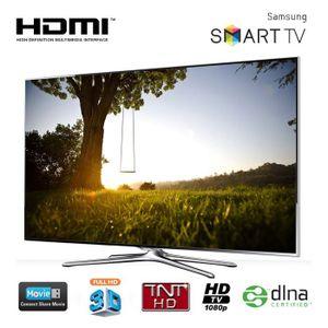 Téléviseur LED SAMSUNG UE50F6500 Smart TV 3D 127 cm