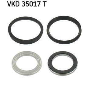 COMBINE RESSORTS SKF Roulement de butée de suspension VKD 35017 T