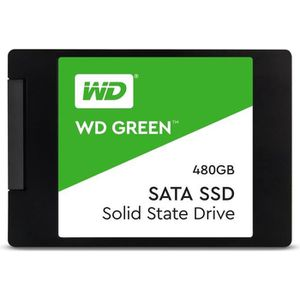DISQUE DUR INTERNE WD Green SSD WDS480G2G0A Disque SSD 480 Go interne