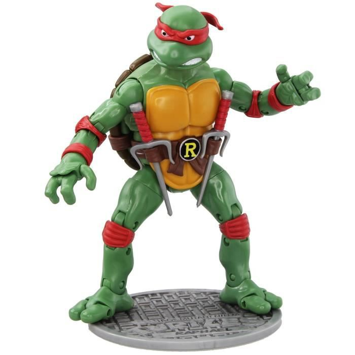 Tortues ninja raphael figurine articul e 16 cm achat vente figurine personnage cdiscount - Image des tortues ninja ...