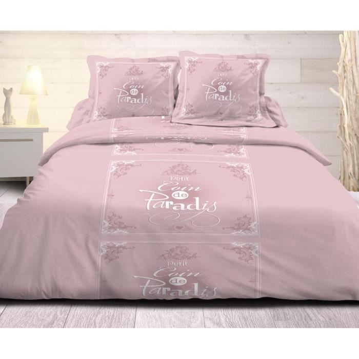 housse de couette 220x240 romantique achat vente housse de couette 220x240 romantique pas. Black Bedroom Furniture Sets. Home Design Ideas