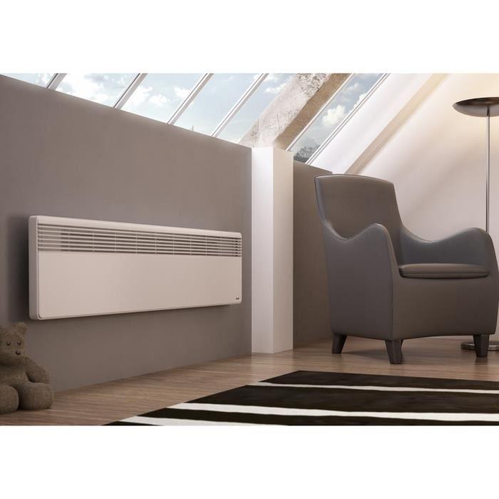 sauter convecteur lectrique lucki plinthe 500w achat vente radiateur panneau convecteur. Black Bedroom Furniture Sets. Home Design Ideas