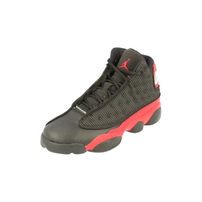 Nike Air Jordan 13 Retro BG Hi Top Trainers 414574 Sneakers Chaussures 004