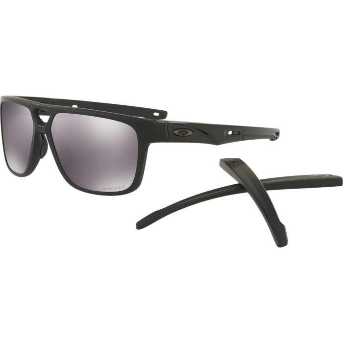 Lunettes de soleil Oakley Crossrange Patch Noir Mat Prizm Black 60 ... eb5018aa56f3