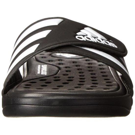 best service 6d769 9dcbb Adidas Adissage Sc Glisser Sandale MDDV0 Taille-43 Noir Noir - Achat    Vente sandale - nu-pieds - Cdiscount