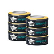 RECHARGE POUBELLE TOMMEE TIPPEE Sangenic TEC Multipack 6 recharges