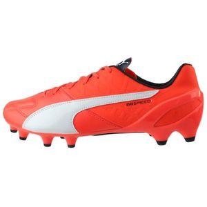 CHAUSSURES DE FOOTBALL PUMA Chaussures de Football Evospeed 1 4 LT. Lava