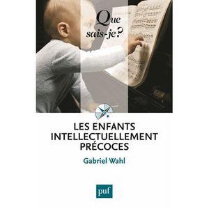 ENCYCLOPÉDIE Les enfants intellectuellement précoces