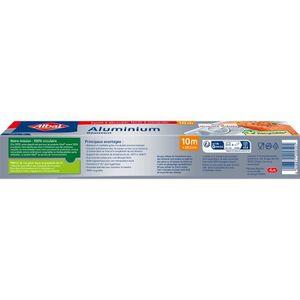 NETTOYAGE CUISINE ALBAL Aluminium ménager renforcé - 10 m