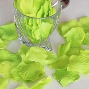 Décors de table 1 Paquet de 100 pétales de rose anis déco mariage