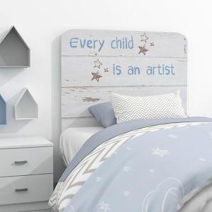 TÊTE DE LIT Tête de lit junior artist Multicolor