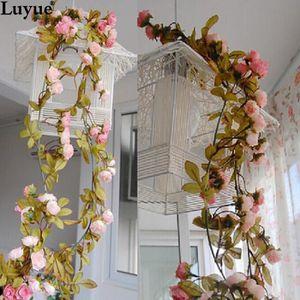 Guirlande fleurs artificielles achat vente guirlande fleurs artificielles - Modele decoration mariage ...