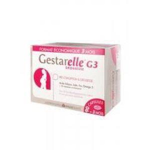 COMPLÉMENT EN MINÉRAUX Gestarelle G3 Grossesse 90 Capsules