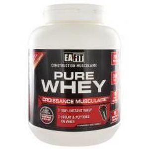 PROTÉINE EAFIT Pure Whey Protein - Vanille des Îles - 750 g