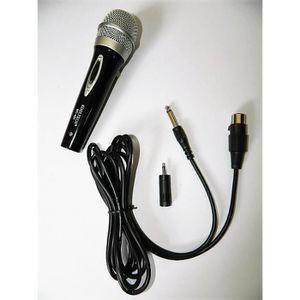 MICROPHONE - ACCESSOIRE Microphone micro vocal Type de transmission filair