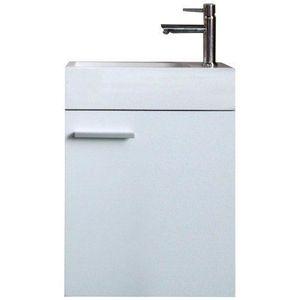 LAVE-MAIN Aquatrends 600450 Salerno Meuble lave-mains en pac