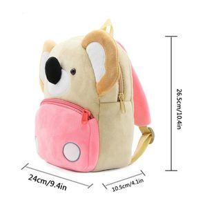 SAC DE VOYAGE EOZY Sac à Dos Backpack 3D Koala Mignon pour Bébé