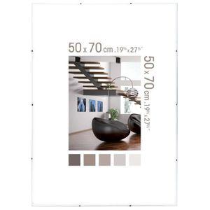 CADRE PHOTO IMAGINE Sous verre - 50x70