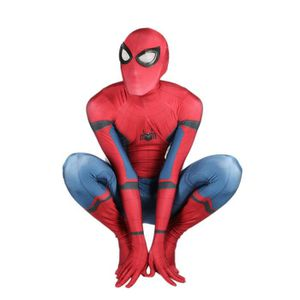 DÉGUISEMENT - PANOPLIE SpiderMan Cosplay Costume Adulte Zentail Spider-Ma