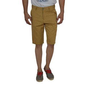 46e9c6eed8bfb SHORT Coton imprimé Shorts d'homme T1RNT Taille-44