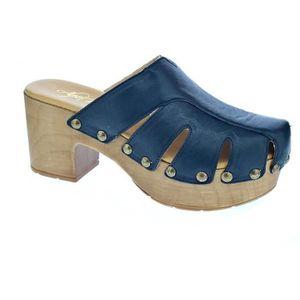 c9600acd17a Chaussures femme sabots - Achat   Vente pas cher