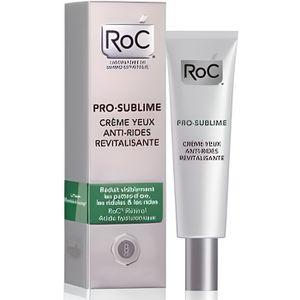 SOIN SPÉCIFIQUE ROC PRO-SUBLIME - Crème Anti-Rides Yeux - 15 ml
