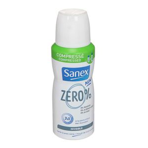 DÉODORANT SANEX Deodorant Zéro Invisible 100 ml