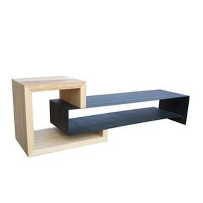 meuble tv design bois et acier Résultat Supérieur 50 Unique Meuble Tv Design En Bois Pic 2018 Zzt4
