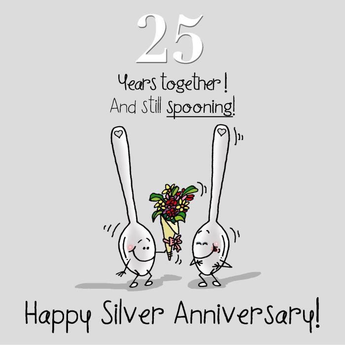 25e anniversaire de mariage voeux