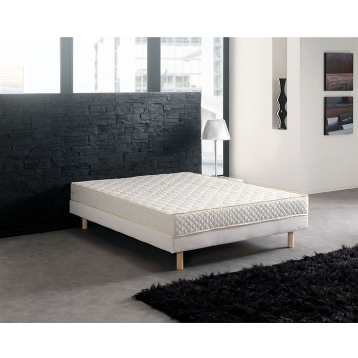 sommier lattes 160x200 pas cher perfect sommier deco tapissier lattes xcm black fly with. Black Bedroom Furniture Sets. Home Design Ideas