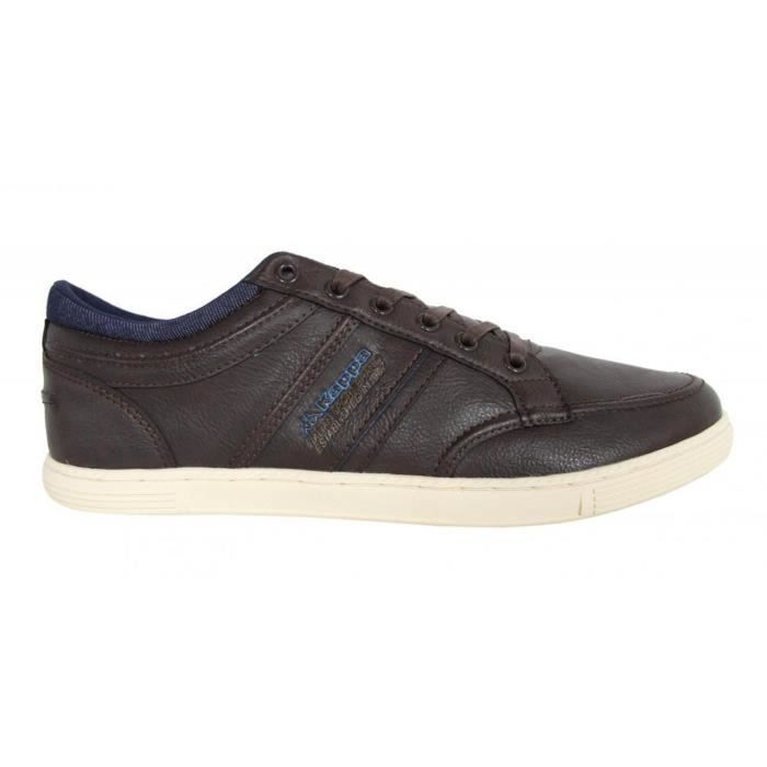 Chaussures pour Homme KAPPA 303JSP0 CRANSTON 903 DK BROWN AWKTMspUW